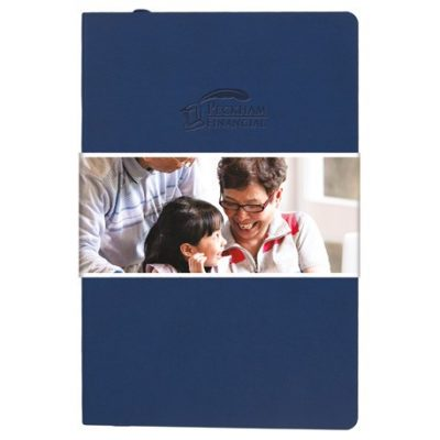 Pedova Soft Graphic Wrap Bound JournalBook™