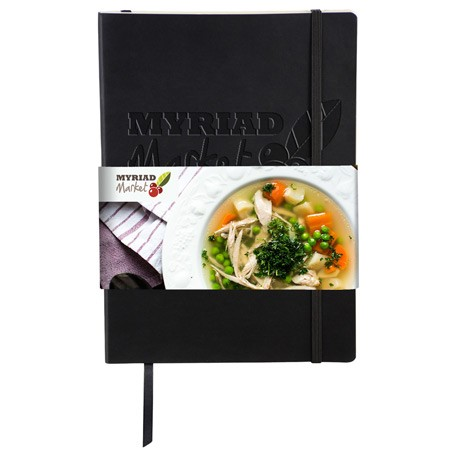 Pedova Large Soft Graphic Wrap Deboss JournalBook™