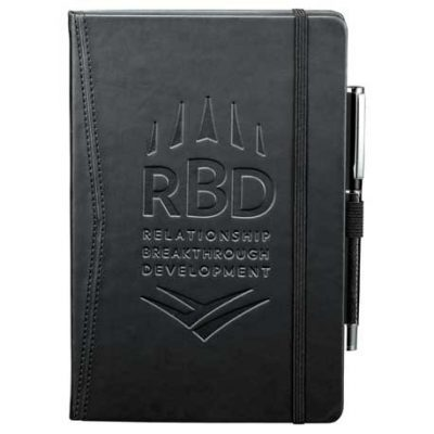 "5.75"" x 8.5"" Pedova™ Pocket Bound JournalBook®"